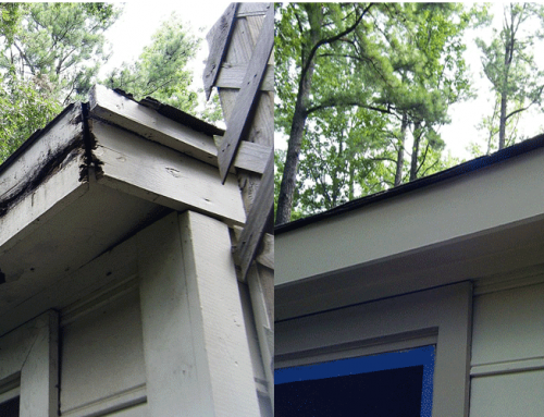 Need Wood Rot Repairs & Exterior Painting?  Give Us Call…